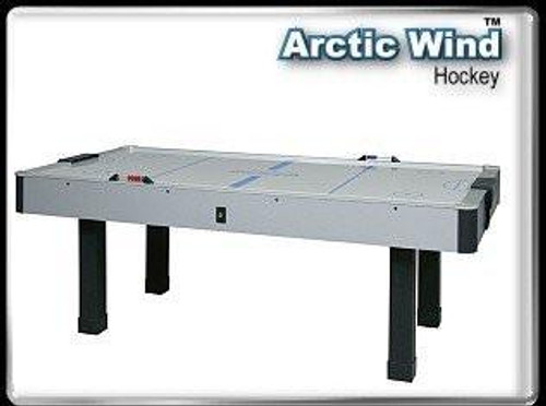 Dynamo Arctic Wind 7 Ft Home Air Hockey Table - Thumbnail 2