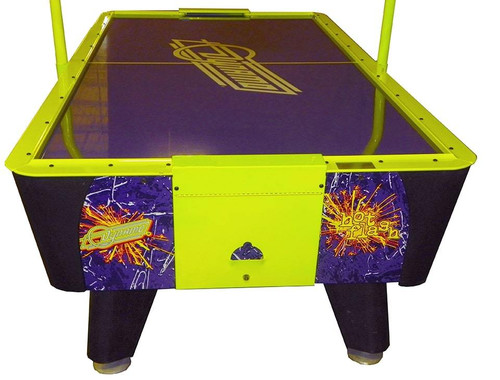 Dynamo 8Ft Hot Flash II Air Hockety Table -  Coin operated - Thumbnail 2