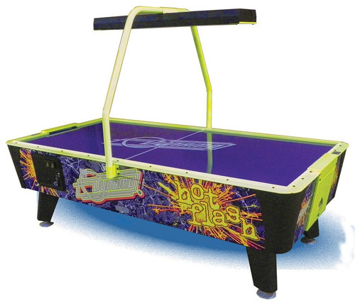 Dynamo 8Ft Hot Flash II Air Hockety Table -  Coin operated - Thumbnail 4