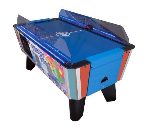 Dynamo Short Shot 5 Foot Air Hockey Table - COIN operated