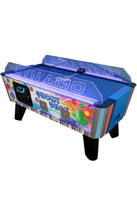 Dynamo Short Shot 5 Ft Air Hockey Table - COIN operated - Thumbnail 2