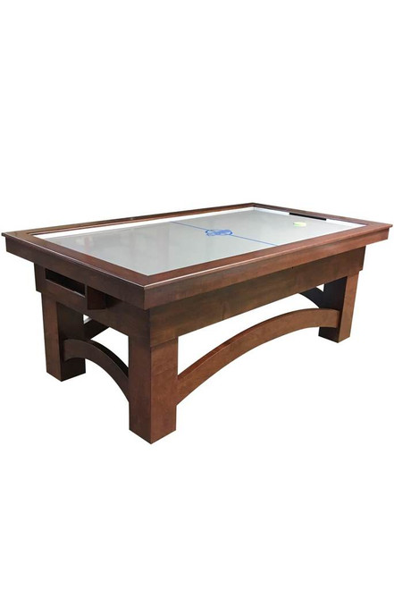 Dynamo 7 Ft Arch Air Hockey Table - Thumbnail 1