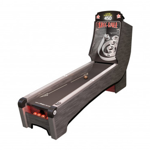 Skee-Ball Home Arcade Premium Skeeball With Coal Cork