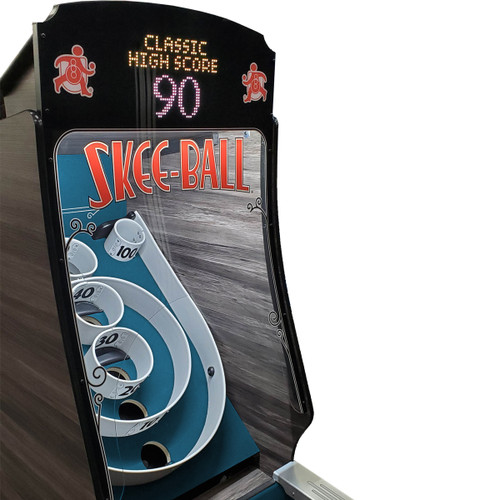 Skee-Ball Home Arcade Premium Skeeball