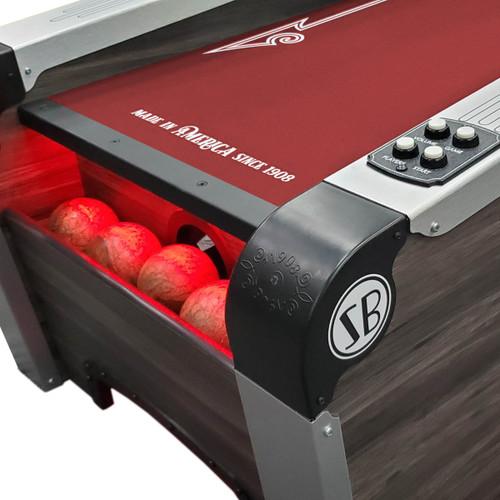 Skee-Ball Home Arcade Skeeball With Scarlet Cork - Thumbnail 2