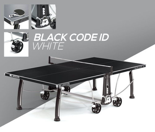 Cornilleau Black Code Ping Pong table - Thumbnail 2