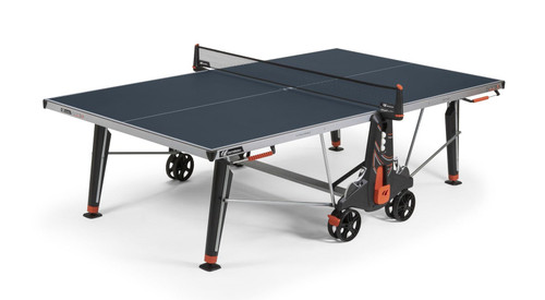 Cornilleau 500X - Blue Outdoor Ping Pong Table