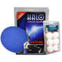 KETTLER MONTE CARLO OUTDOOR TABLE TENNIS BUNDLE (4 PADDLES, COVER, BALLS)