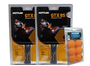 KETTLER GTX85 PRO COMPETITION PADDDLE (2 PACK, 6-3 STAR BALLS)