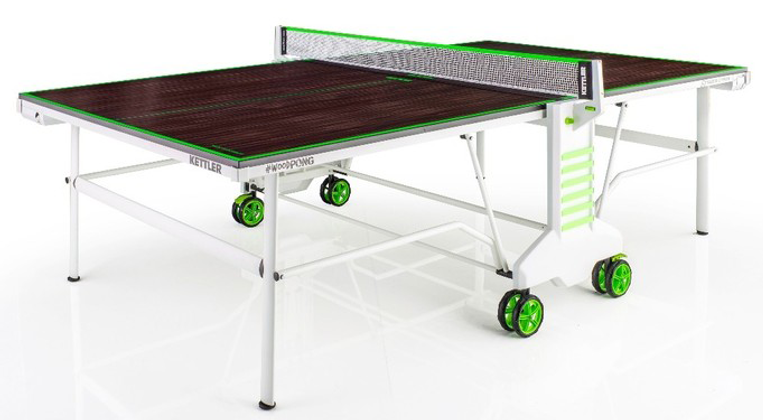 New Kettler Outdoor Table Tennis Models!