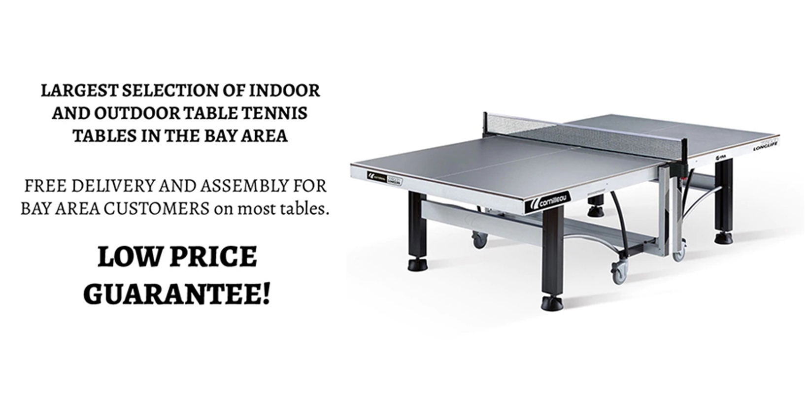 Largest Selection of Indoor & outdoor table tennis  - Billiard Wholesale