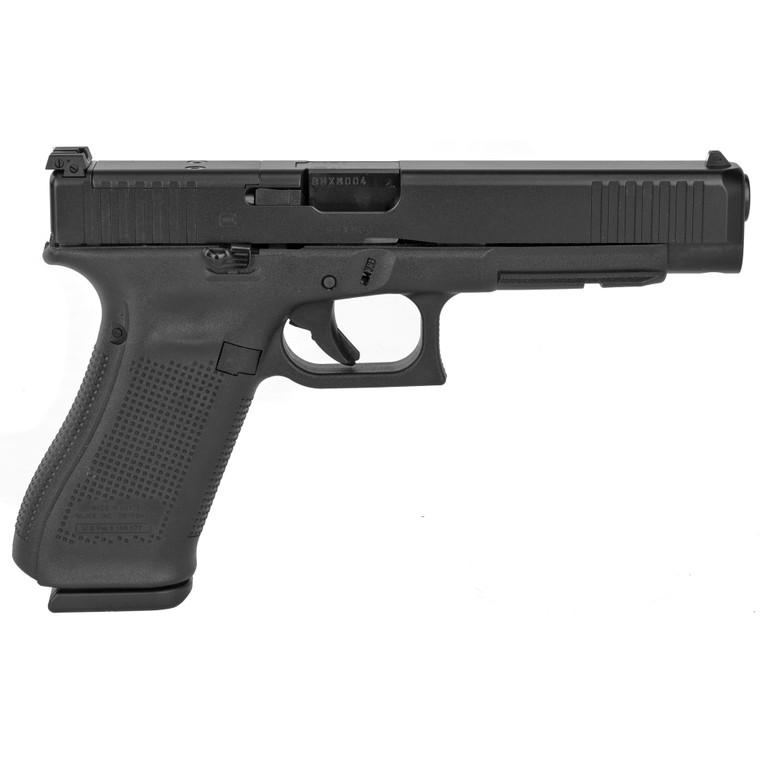 USED Glock 34 Gen5 MOS 9x19