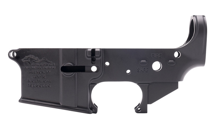 Anderson open stripped lower AM-15