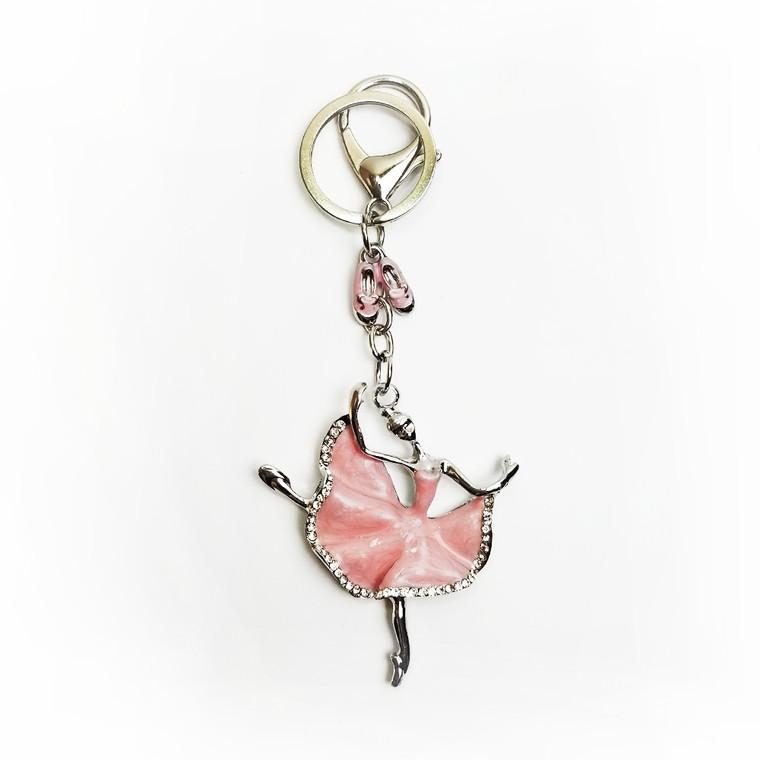 2817 Fancy Dancer Keychain