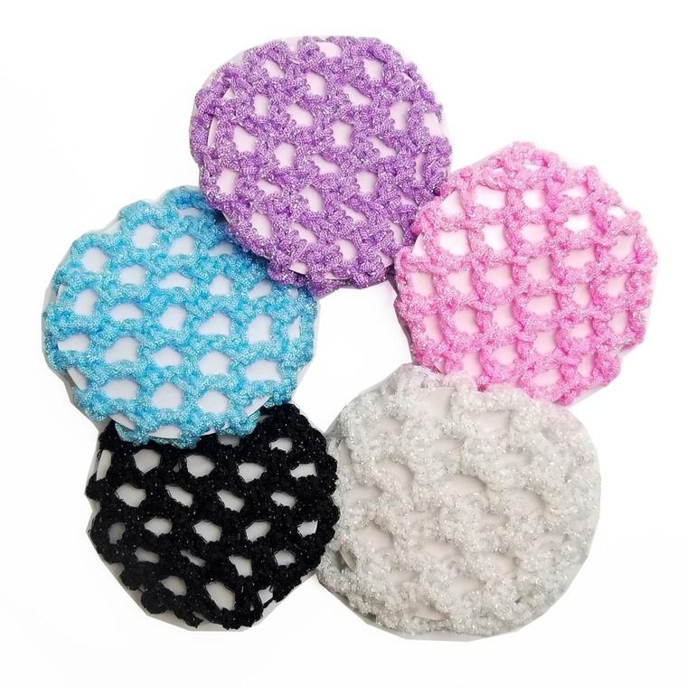 2104 Small Shimmer Bun Cover