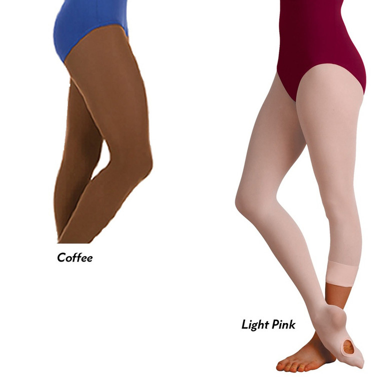 Body Wrappers A31 Transition/Convertible Tights
