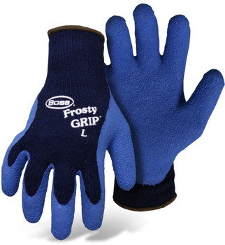 Boss Frosty Grip Insulated Knit Latex Glove