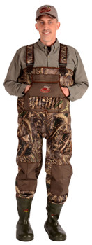 Caddis Men's 5MM Max-5 DuraStretch Chest Waders