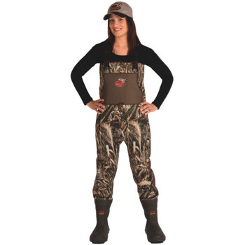 Caddis Women's 5MM Max5 Camo Chest Waders