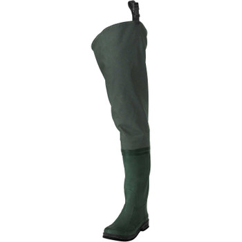 Frogg Toggs Cascades 2-ply Poly/Rubber Cleated Hip Wader