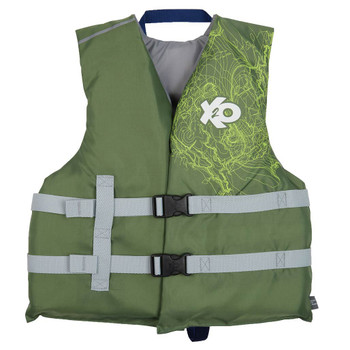 X20 Youth Open Sided Life Vest