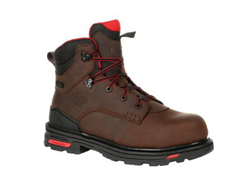 """Rocky Men's RXT 6"""" Safety Toe Work Boots"""