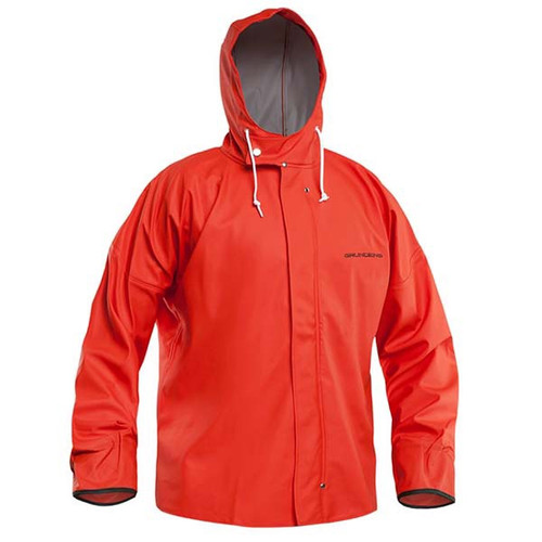 Grundens Petrus 40 Hooded Rain Jacket