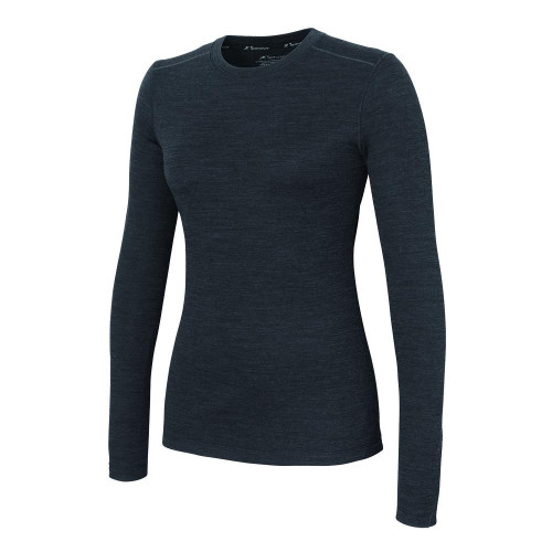 Terramar Women's 4.0 Thermawool Crew Base Layer