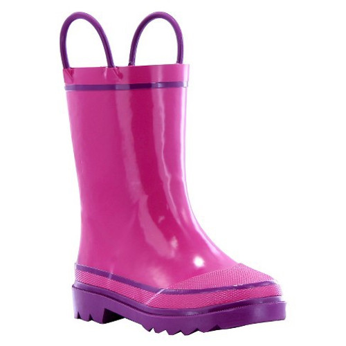 Western Chief Kid's Fire Chief Rain Boots