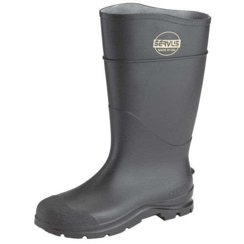 "Servus Men's Comfort Technology 14"" PVC Rain Boot"