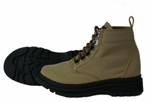 Frogg Toggs - Cascades Canvas Sole Wading Shoe, Size 8