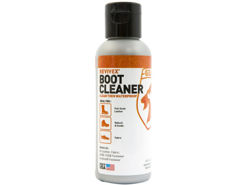 Gear Aid ReviveX Boot Cleaner Concentrate, 4 Ounce
