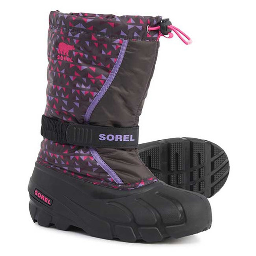 Sorel Toddler Girl's Flurry -25F Winter Boots - Closeout