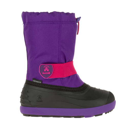 Kamik Girl's Jet Waterproof -25F Winter Boots