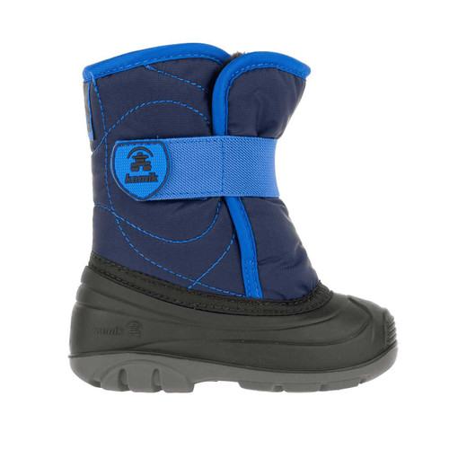 Kamik Toddler Boy's SnowBug -10F Winter Boots