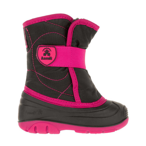 Kamik Toddler Girl's SnowBug -10F Winter Boots