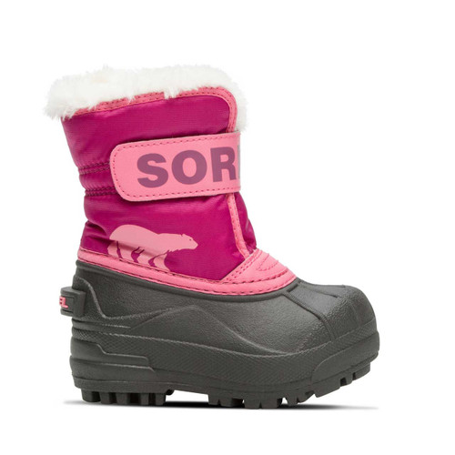 Sorel Toddler Girl's Snow Commander -25F Winter Boots