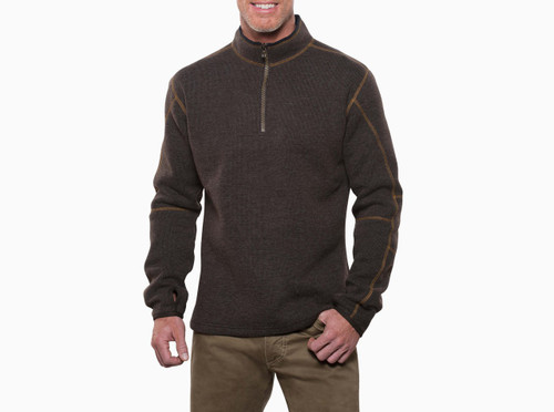 Thor 1/4 Zip Sweater