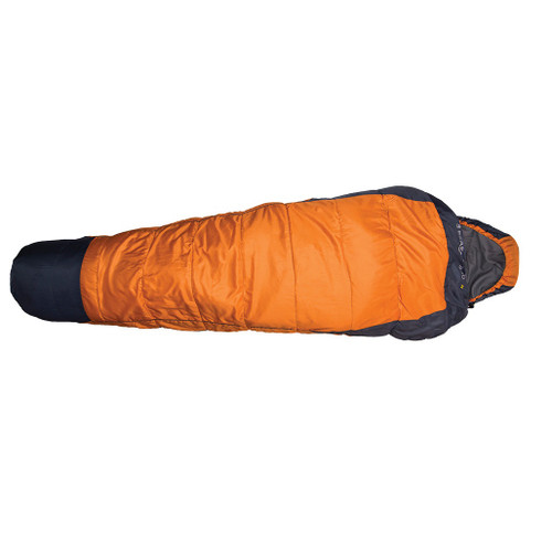 WFS Double Layer Tech Mummy Sleeping Bag