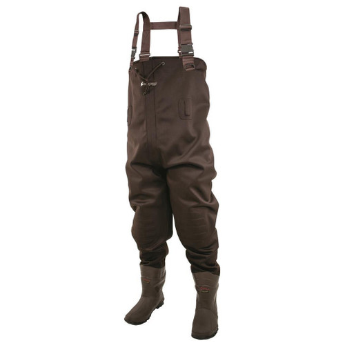 Frogg Toggs Men's Cascade Elite Chest Wader - Lug Sole