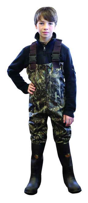 Caddis Youth Max 5 Boot Foot Chest Wader