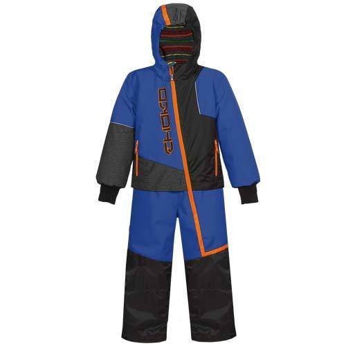 Choko Little Kid's Pilot Insulated Snow Suit