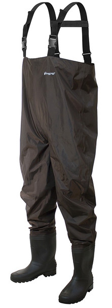 Frogg Toggs Men's Rana II PVC Boot Foot Chest Waders