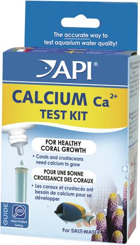 API Calcium Test Kit - Freshwater/Saltwater