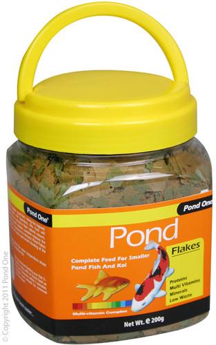 Pond One Flake Food 200g (26580)