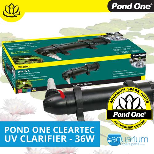 Pond One ClearTec UV Clarifier 36W (93094)