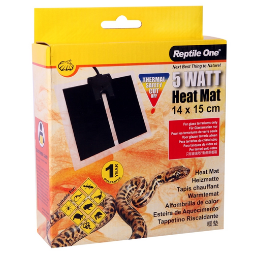 Reptile One Heat Mat 5W - Small (46527)