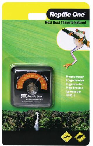 Reptile One Economy Stick On Hygrometer (46599)