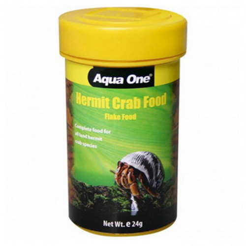 Reptile One Hermit Crab Flakes 24g (10593)