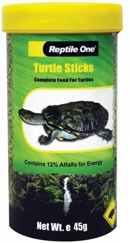 Reptile One Turtle Sticks 45g - Small (11532)